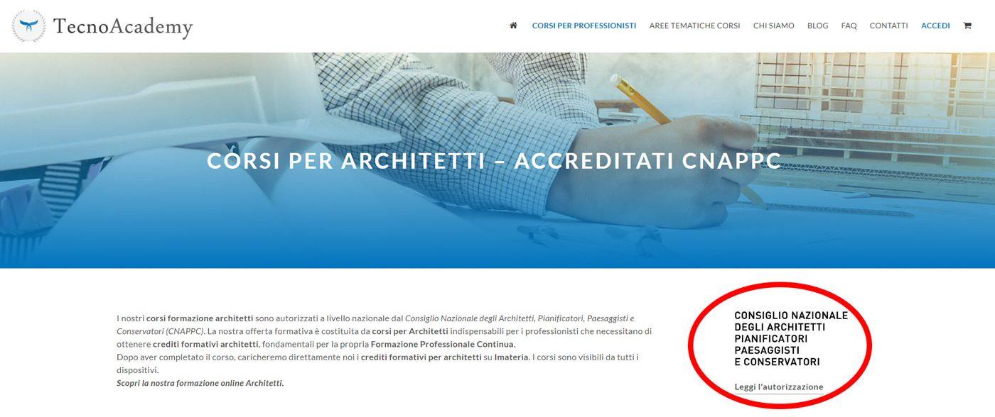 Autorizzazione crediti formativi